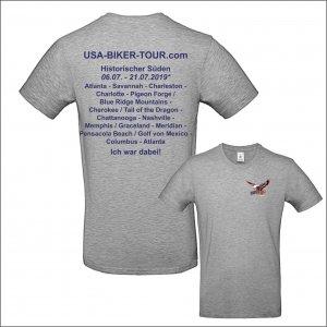 T-Shirt G/B HS