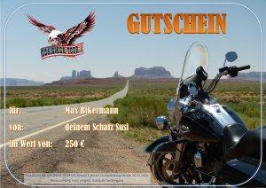GUTSCHEIN USA BIKER TOUR