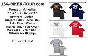 Kanada-Amerika Tour